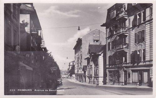 Avenue de Beauregard