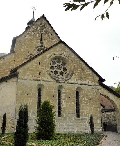 Abbaye de la Maigrauge, Pierre Wuilleret