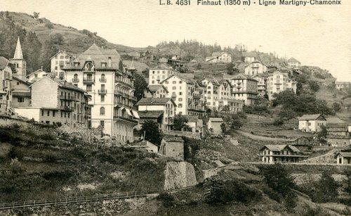 La commune de Finhaut