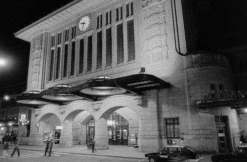 La Gare de Lausanne