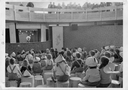 Expo 64, jardin d'enfants Nestlé