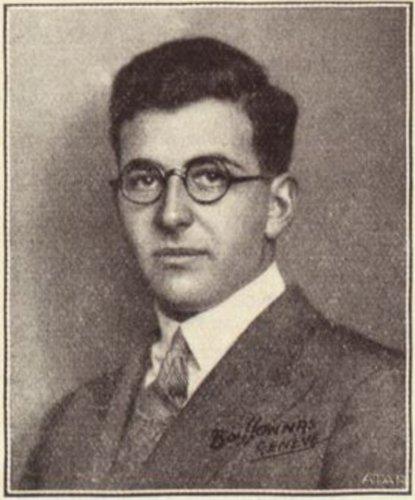 Samuel BAUD-BOVY, 1932