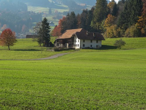 Ancienne ferme du Pré-de-Chêne