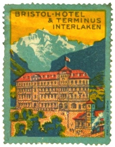 Bristol-Hôtel & Terminus Interlaken