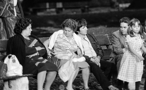 Genève, en famille au parc