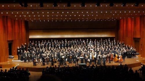 Auditorium Stravinski. Symphonie No 9 - Ludwig van Beethoven
