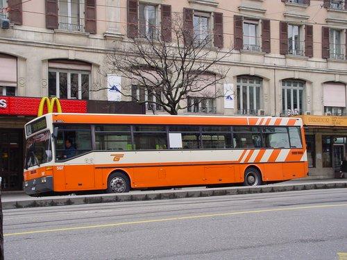 Autobus Mercedes O405