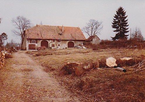 Bachet-de-Pesay Ferme Pastori