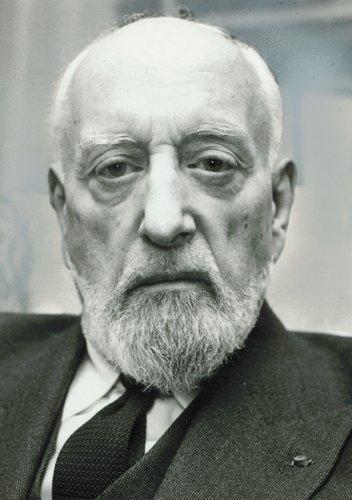 Ernest ANSERMET, décembre 1963