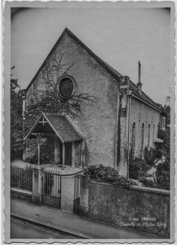 Eglise Libre de Morges