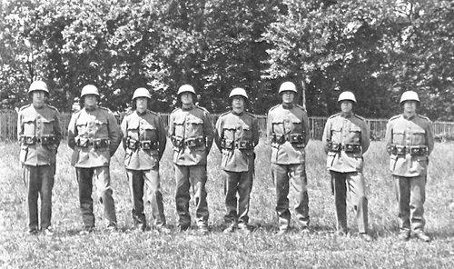 Mobilisation de guerre 1939 - 1945