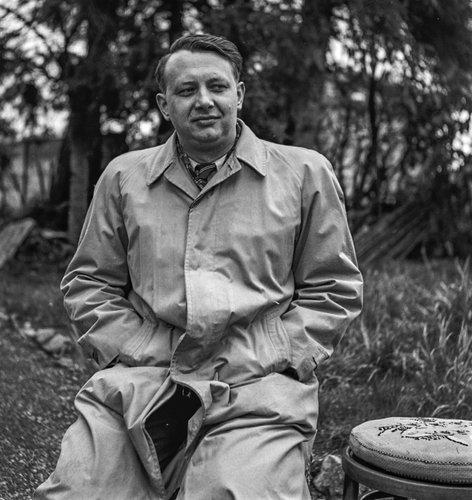 Portrait de Pierre Yves Abram