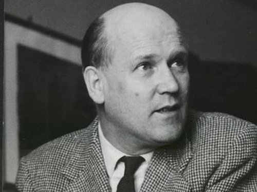 Willy BURKHARD, vers 1950