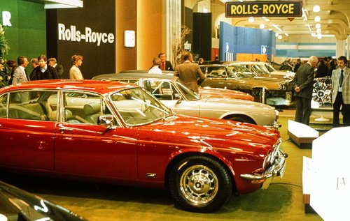 Genève, Salon de l'Auto 1979