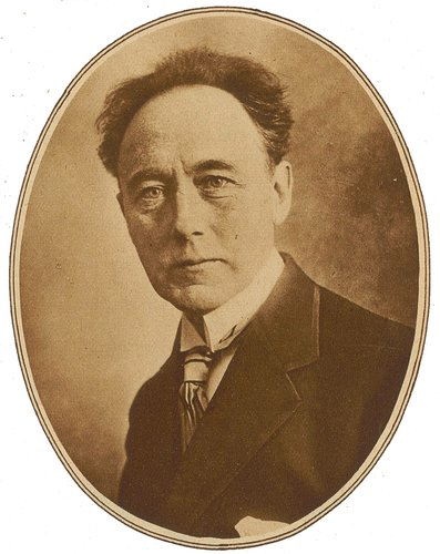 Felix Weingartner en 1927