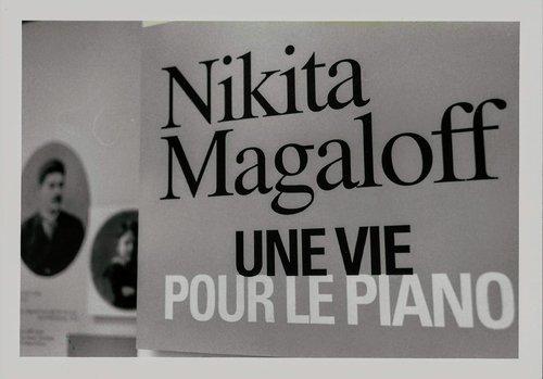 Une vie pour le piano: Hommage à Nikita Magaloff