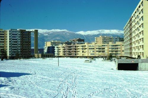 Les Champs-Fréchets sous la neige