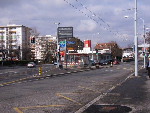 Carrefour du Bouchet en 2006