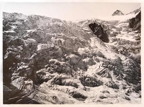 Grimentz, glacier de Moiry