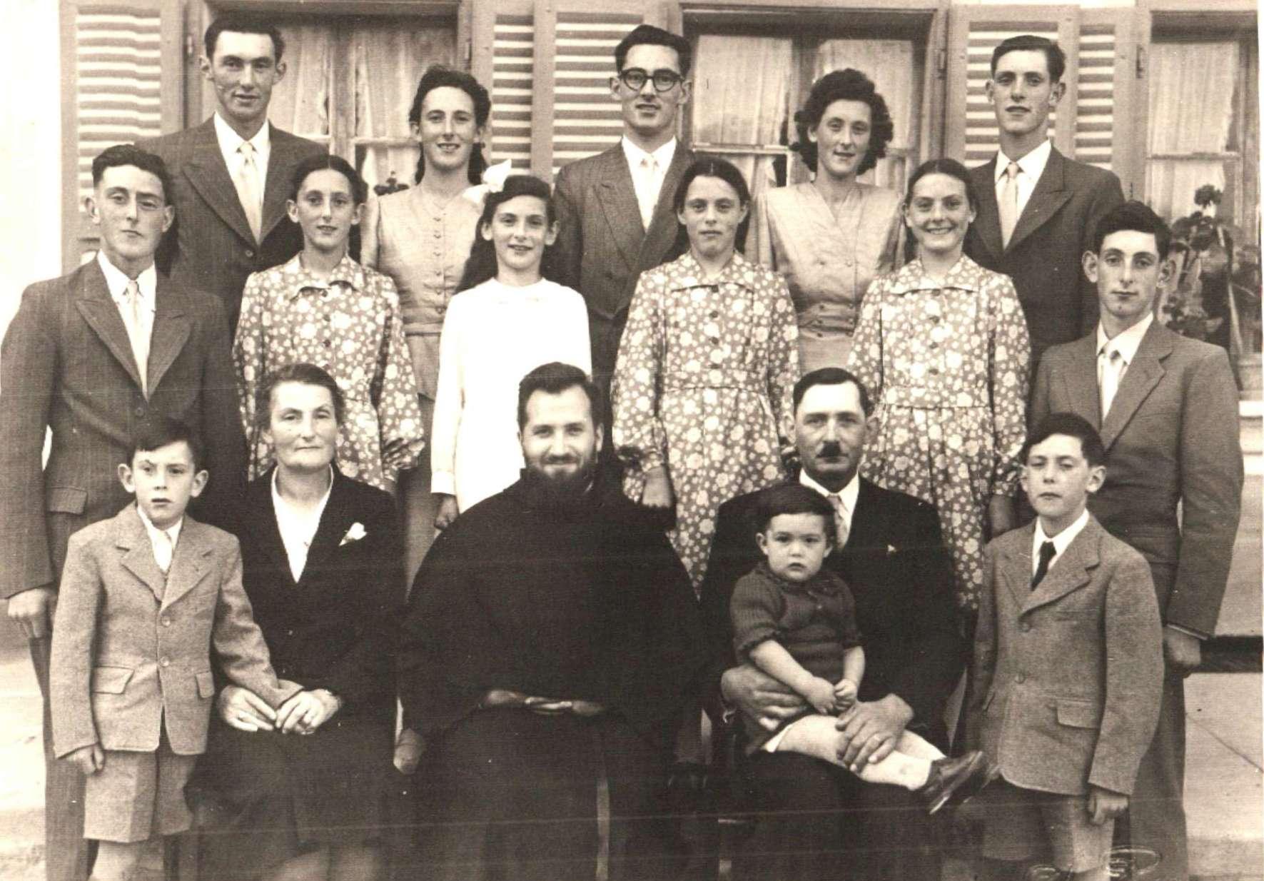 Famille Clément Dumas