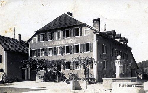 Cortébert : Hôtel de l'Ours