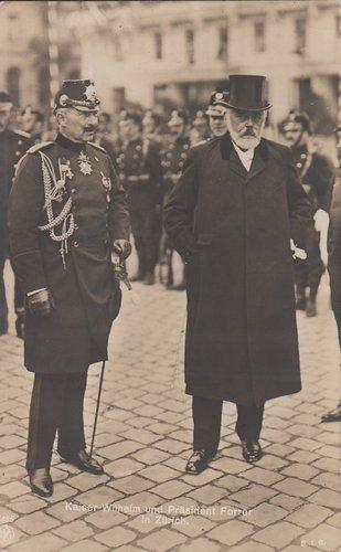 Guillaume II à Berne