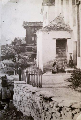 Eglise de St Luc-Entrée
