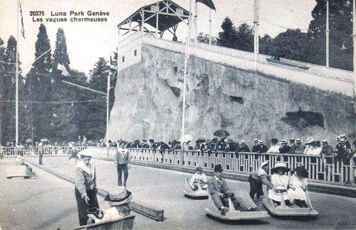 Le Luna Park au Parc des Eaux-Vives