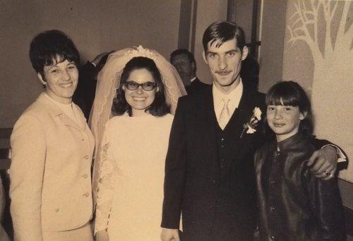 Mariage de Gilbert et Aimée
