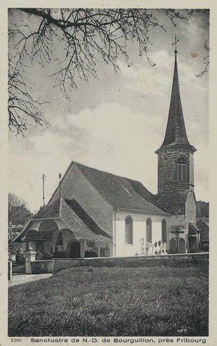 Sanctuaire de Notre-Dame de Bourguillon
