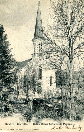 Servette, Saint-Antoine de Padoue