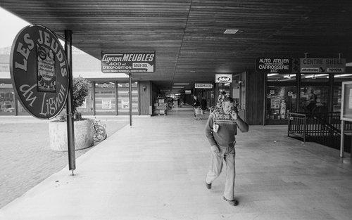 Centre commercial du Lignon