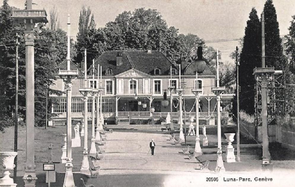 Le Luna Park du Parc des Eaux-Vives