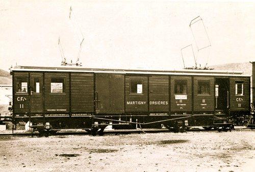 Locomotive CFe 4/4 M-O