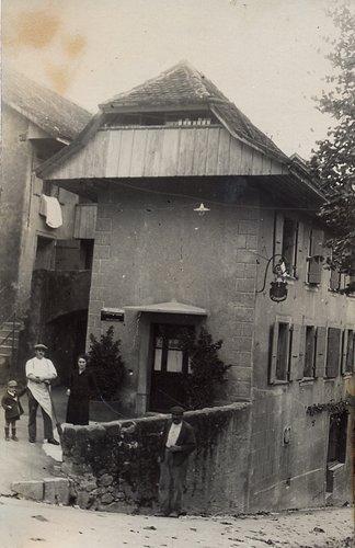 Café du Châtelard