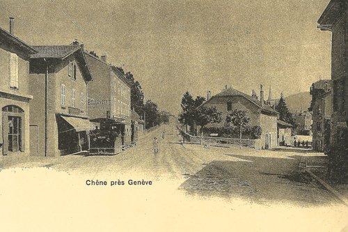 Chêne-Bougeries, Canton de Genève