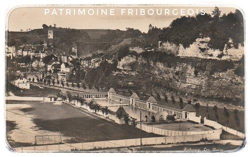 Fribourg - Les Bains