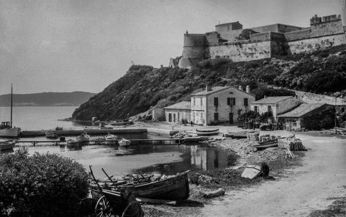 Fort du Moulin à Port Cros
