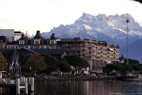 Montreux gros comme un éléphant