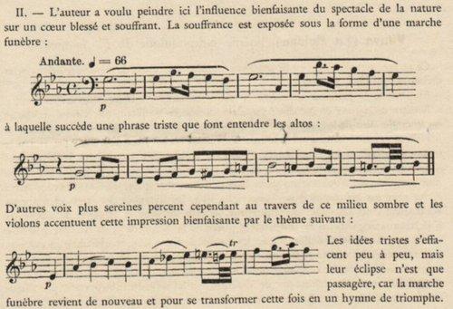 Anton Bruckner, Symphonie No 4, présentation, II