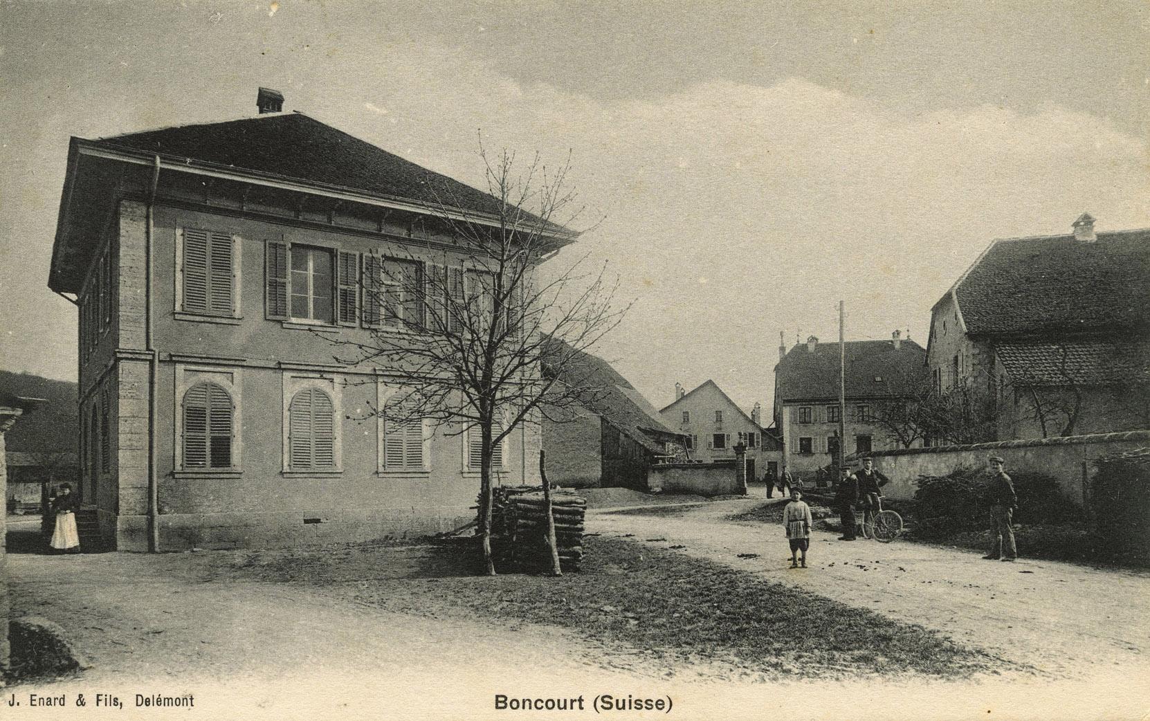 Boncourt (Suisse)