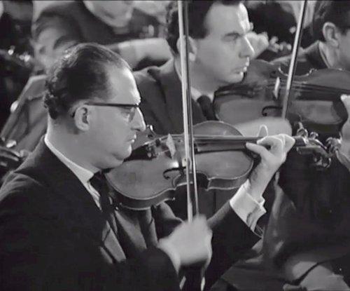 Felix MENDELSSOHN, Concerto pour violon op. 64, Michel SCHWALBÉ, OSR, Samuel BAUD-BOVY, 25 mars 1960