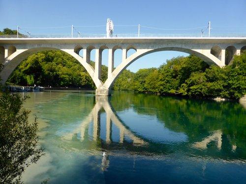 Genève, Pont CFF de la Jonction