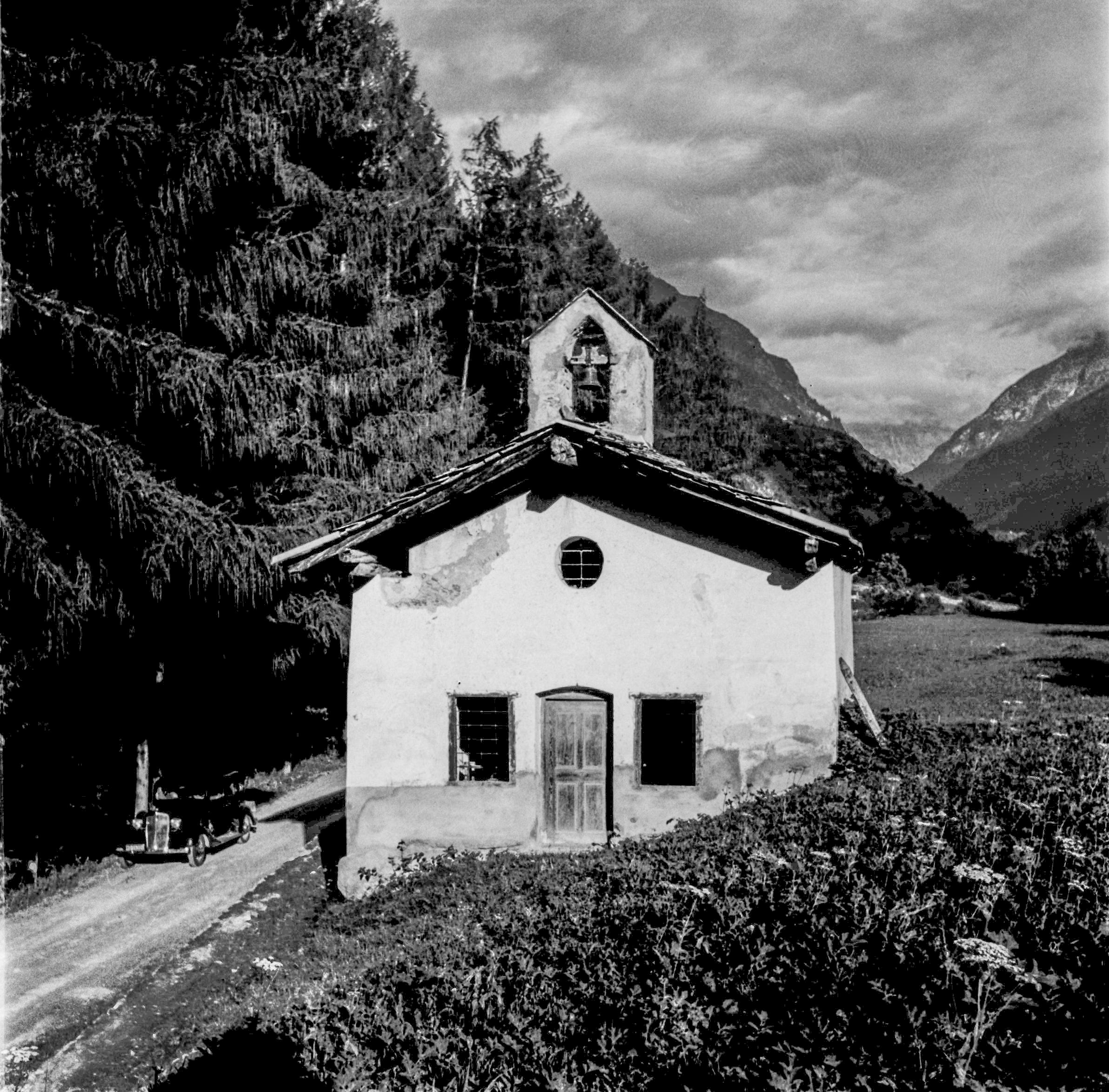 Chapelle St Marc