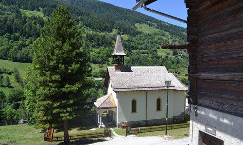 Chapelle Ste-Marie-Madeleine