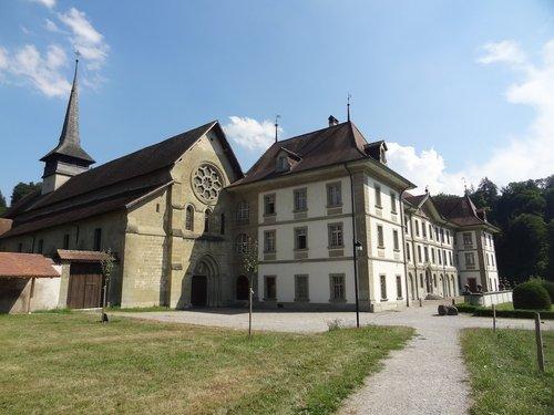 Eglise abbatiale d'Hauterive