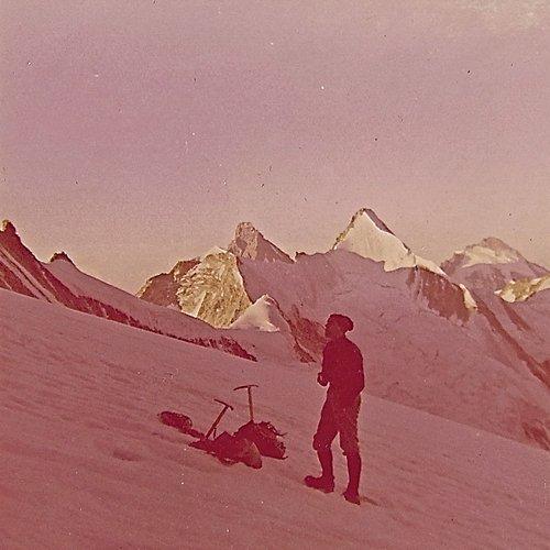 Obergabelhorn, 4068 mètres