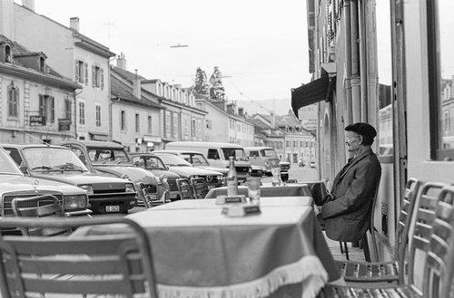 Carouge, la Rue Vautier