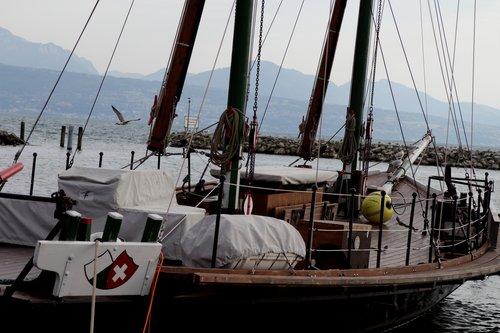 Barque la vaudoise