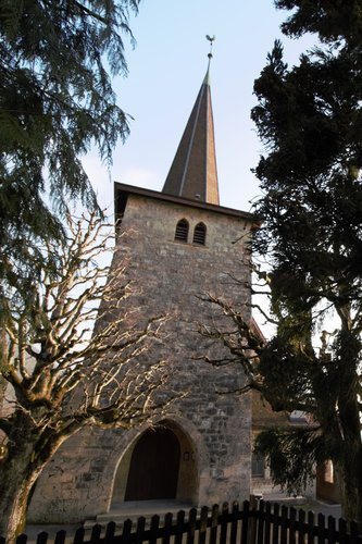 Eglise à Glion